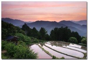 Takahara-sunset