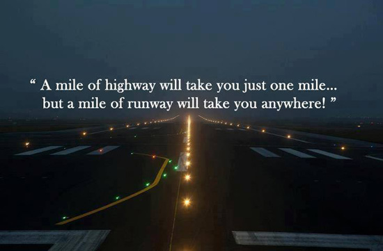 A-mile-of-runway