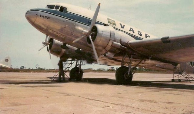 DC-3,Desbravador do Norte/Nordeste