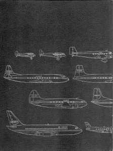Mundo Maravilhoso da Aviação – VASP nº 1