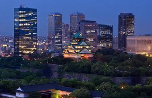 Castelo de Osaka (2)