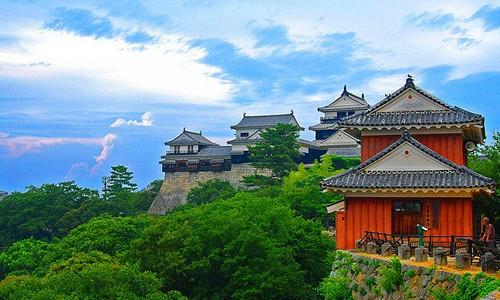 Castelo Matsuyama (Ehime)