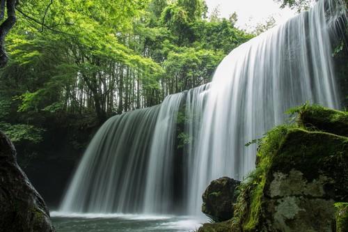 Nabegataki Falls  Kumamoto