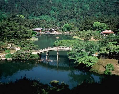 Ritsurin Garden (Kagawa)