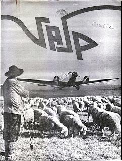 Capa VASP set 1940ok
