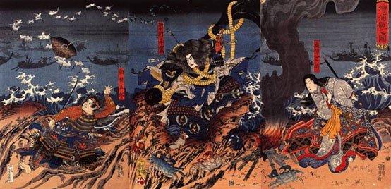 battle-of-dannoura