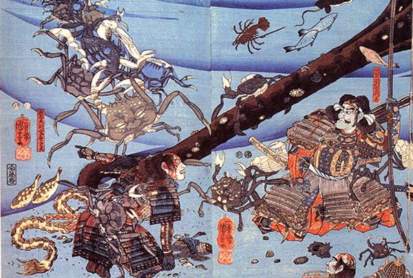 legend-of-heikegani-samurai-ghost-crabs
