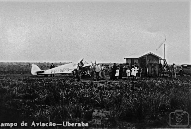 início das operações da antiga VASP (Viação Aérea São Paulo) (1)